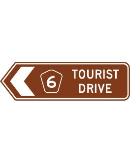 TOURIST DRIVE-INTERSECTION