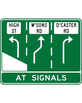 BOTH ADDED LANE AND DESTINATIONS