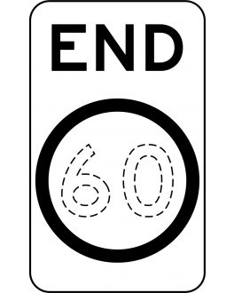 END SPEED LIMIT