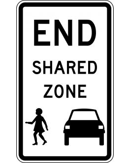 END SHARED ZONE