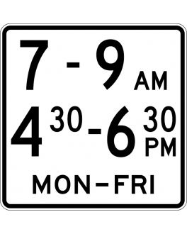 SUPPLEMENTARY TIME PLATE