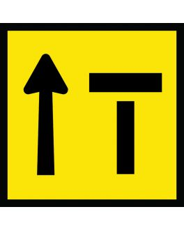 Right Lane of Two Lane Closed