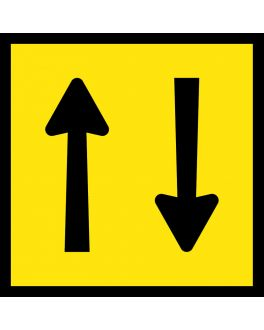 Two-way traffic (Rectangular and Square)