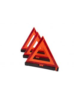 TRIANGLES SAFETY SET OF 3 Q/D