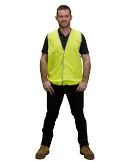 HIGH VISIBILITY VEST (DAY ONLY)