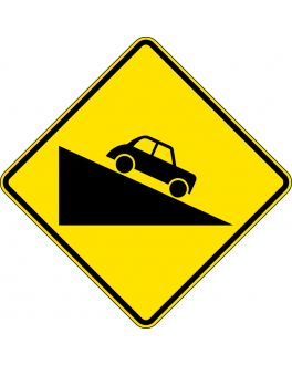 STEEP DESCENT