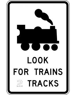 LOOK FOR TRAINS?TRACKS