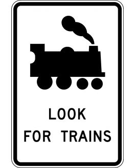 LOOK FOR TRAINS
