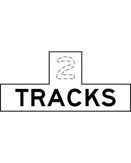 (NUMBER)TRACKS (OVERALL)